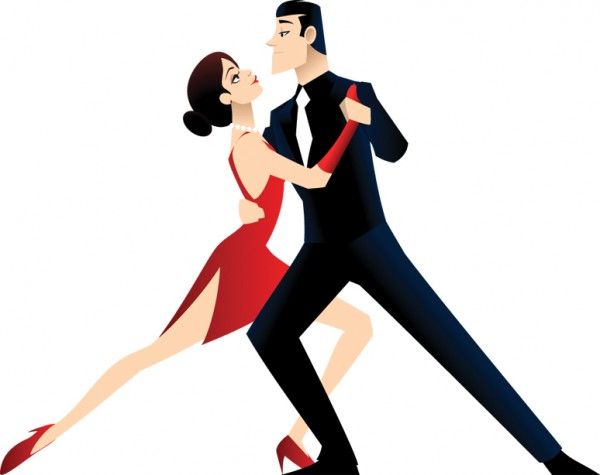 ballroom dancing clip art - photo #8