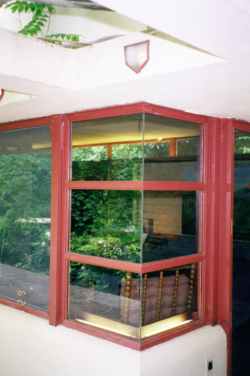 Fallingwater frank lloyd wright kaufmann house above the for Where to buy house windows