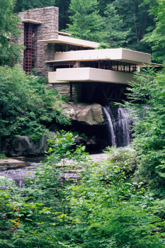 Fallingwater Pictures Traditional Classic View Frank