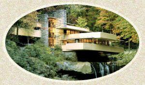 [Wright House image (Fallingwater)]