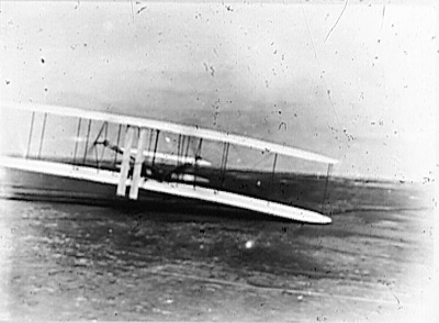 Wright Brothers First Airplane 1903